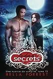 une nuance de vampire 15 la chute des secrets volume 15 french edition