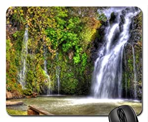 amazing waterfall hdr Mouse Pad, Mousepad (Waterfalls Mouse Pad)