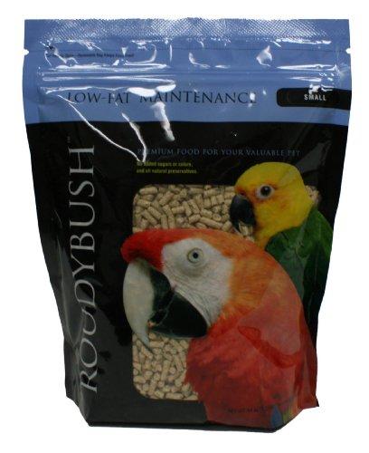 Roudybush Low Fat Bird Food, Small, 44-Ounce, My Pet Supplies
