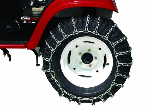 Security Chain Company 1063456 Max Trac Snow Blower Garden Tractor Tire Chain by Security Chain (Image #2)