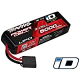 Traxxas 2831X 5000mAh 11.1V 3-Cell 20C LiPo Battery