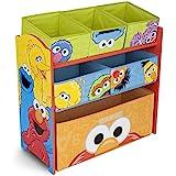 Delta Children 6-Bin Toy Storage Organizer