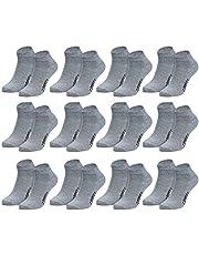 Men's Fashion Lounge - Sneaker Socken - Unisex - 70% Baumwolle - 8 oder 12 Paar