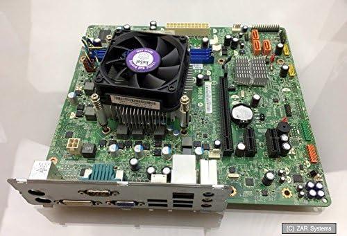 Lenovo 03t8179 placa base ih61 m con Intel i5 – 2400 + Ventilador ...