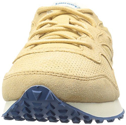 Saucony Heren Dxn Trainer Fashion Sneaker Tan