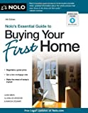 img - for Nolo's Essential Guide to Buying Your First Home by Ilona Bray (2012-12-28) book / textbook / text book