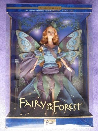 Barbie Collectibles - Barbie Collectibles : Fairy of the Forest