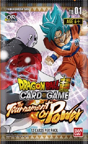 Dragon Ball Super TCG: The Tournament of Power Themed Booster Box - 24 packs
