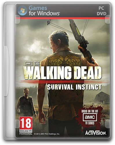The Walking Dead: Survival Instinct (2013) Pc (The Walking Dead Survival Instinct Pc Game)