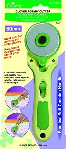 Clover 7502 60mm Rotary Cutter
