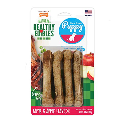 Nylabone Healthy Edibles Puppy Chew Treats