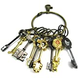 Skycostume Fairy Tail Collection Set of 18 Golden Zodiac Keys
