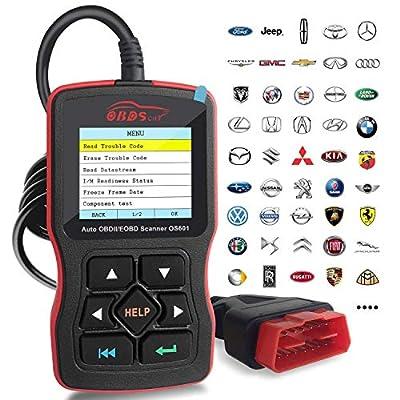 OBDScar OS601 EOBD OBD2 Scanner Automotive Engine Fault Code Reader CAN Diagnostic Scan Tool