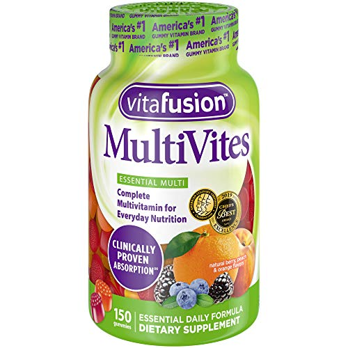Vitafusion Multi-Vite Gummy Vitamins