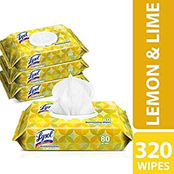 320ct Lysol Handi-Pack Disinfecting Wipes