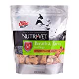 Nutri-Vet Breath And Tartar Chicken Flavored Biscu...