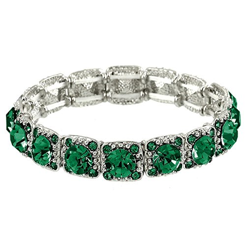Emerald Diamond Jewelry - 9