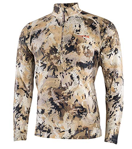 SITKA Gear New for 2019 CORE Midweight Zip-T Optifade Waterfowl Large