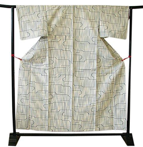 天窓ビル暖かく博多着物市場 きものしらゆり 単衣 紬着尺 正絹 仕立上り