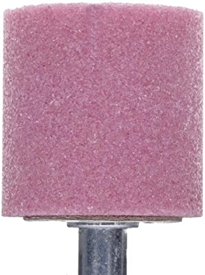 """PFERD 31244 A38, Grit 60 - Medium, Aluminum Oxide Vitrified Mounted Point With 1/4"""" Shank"""