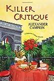 Killer Critique (Capucine Culinary Mysteries)