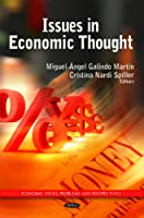 Issues in Economic Thought Front Cover