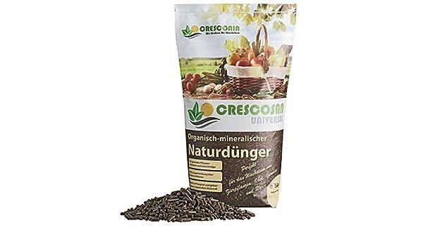 Crescosan Universal - El abono orgánico Mineral Natural de Larga ...