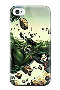 Benailey Iphone 4/4s Well-designed Hard Case Cover Hulk Protector