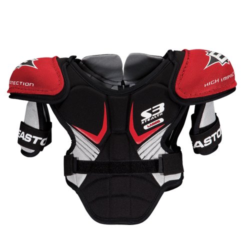 Easton Stealth S3 Youth Hockey Shoulder Pads - 2010-Small
