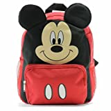 """Disney Mickey Mouse Happy Face 12"""" Backpack"""