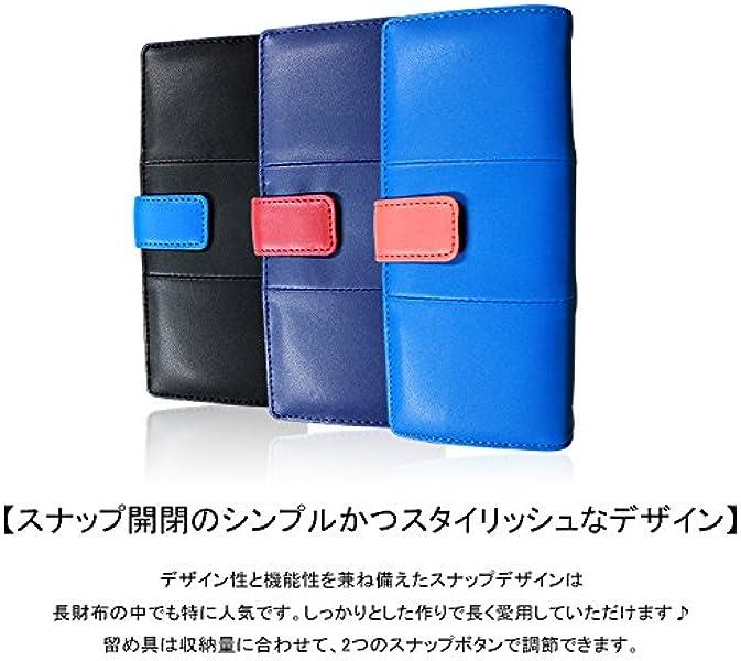 b6545ac0665c 財布 メンズ レディース スナップボタン 長財布 二つ折り DL-1024. 戻る. ダブル ...