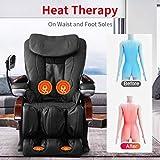 Full Body Electric Shiatsu Massage Chair Recliner