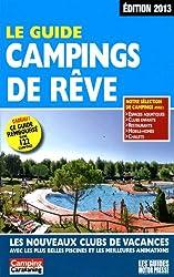GUIDE CAMPINGS DE REVE 2013