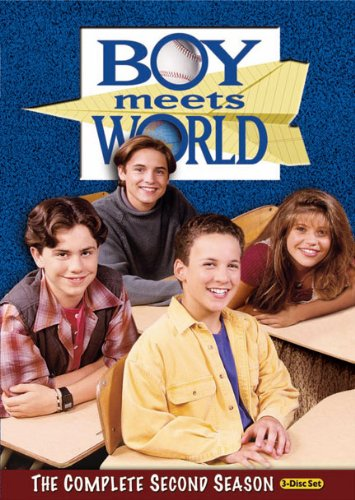 Boy Meets World: Season 2 (Boy Meets World Full Series compare prices)