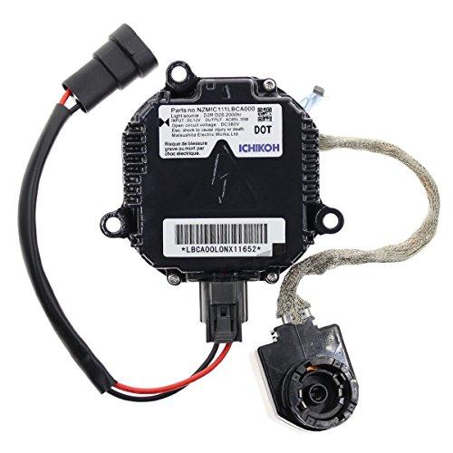 OEM Xenon Headlight HID Ballast Control Unit Igniter Inverter for Acura - Igniter Acura