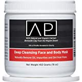 AZTEC PREMIUM   Indian Healing Clay 1 lb   Deep Pore Cleansing Face & Body Mask Powder   STERILIZED Without Radiation, Chemicals or Preservatives   100% Natural & Organic Calcium Bentonite Clay