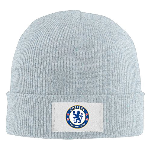 Unisex Knit Caps Chelsea FC The Champion Beanie Hats - Chelsea Keeper Jersey