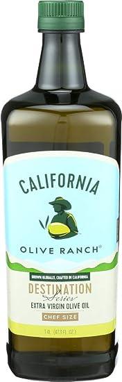 Amazon Com California Olive Ranch Extra Virgin Olive Oil Destination Series 47 3 Fl Oz Industrial Scientific