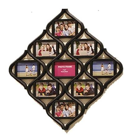 Marcos de fotos para fotos de familia 9 fotos Multi Apertura mueble ...