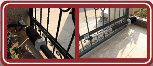ALEKO GG1700NOR Automatic Dual Swing Gate Opener for Gates up to 26 Feet Long 1700 Pounds by ALEKO (Image #6)