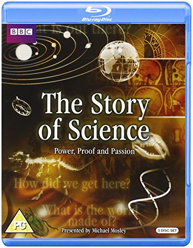 Story of Science [Blu-ray]