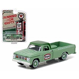 Greenlight 1:64 Running ON Empty Series 1 - 1967 Dodge D-100 TEXACO 41010-C