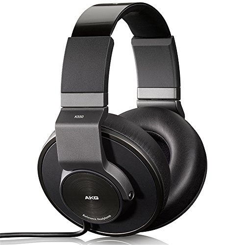 AKG K550MKII Closed-Back Reference Headphones