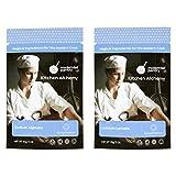 Sodium Alginate + Calcium Lactate Value Pack ⊘ Non-GMO  Vegan  OU Kosher Certified - 100g/4oz (Bundle with 2 items)