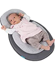Babymoov Cosydream Original Newborn Lounger | Ultra-Comfortable Osteopath Designed Nest for Babies (BABY REGISTRY MUST-HAVE)