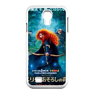 Samsung Galaxy S4 I9500 Csaes phone Case Brave YGCS91742