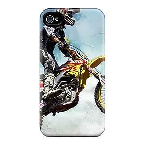 Iphone 4/4s ATI7502kvxl Customized Nice Motocross Series Great Hard Phone Case -LauraAdamicska