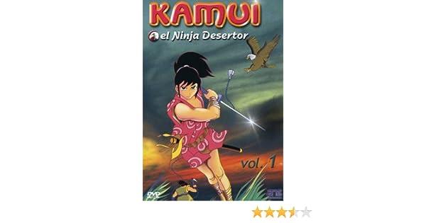Amazon.com: Kamui: El Ninja Desertor, Vol. 1: Kamui: Movies & TV