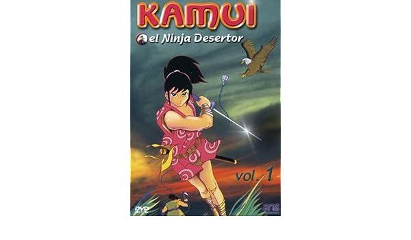Kamui El Ninja... -Derribando Gorriones [DVD]: Amazon.es ...