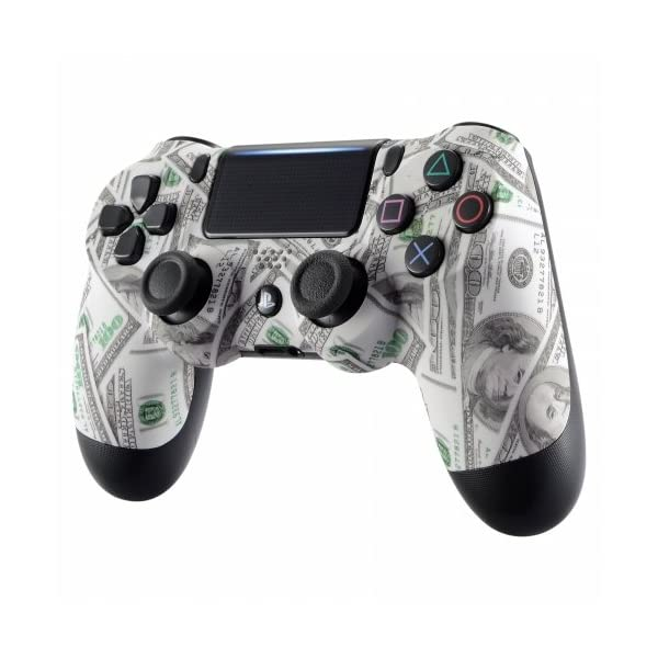 Money Playstation 4 PS4 Dual Shock 4 Wireless Custom Controller 3